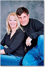 James E. De Martino, Attorney with Legal Assistant and his wife Cathy G. De Martino