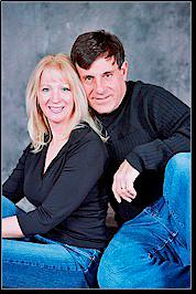 James E. De Martino, Attorney with Legal Assistant and his wife Cathy G. De Martino